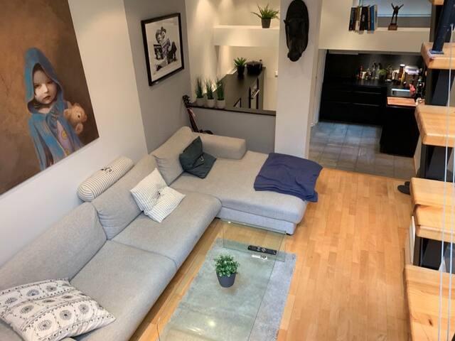 Modern Bergen City Apartment!