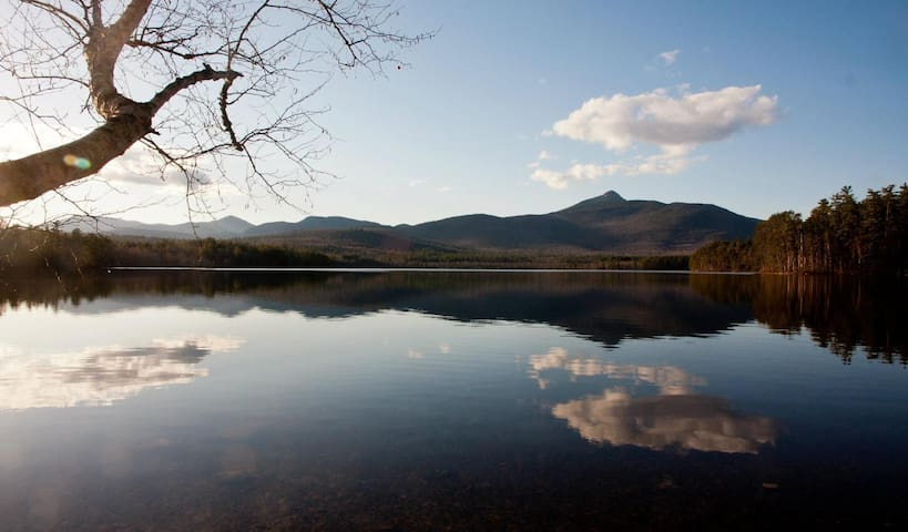 6BR Grand Home on Lake Chocorua - Masquemoosic