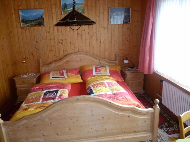 Privatzimmer Hobi, (Valens), 2 bed-room