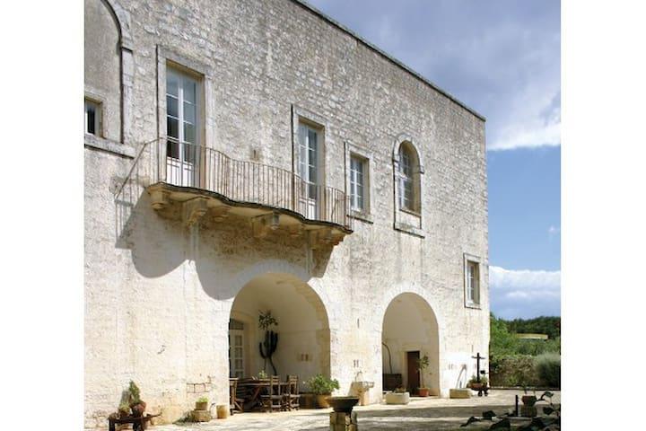 Camera Matrimoniale con giardino - Villa Antonelli