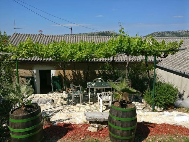 Vitis House with 2 terraces
