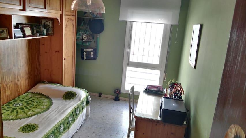 alquilo habitación tranquila - San Fernando - Daire