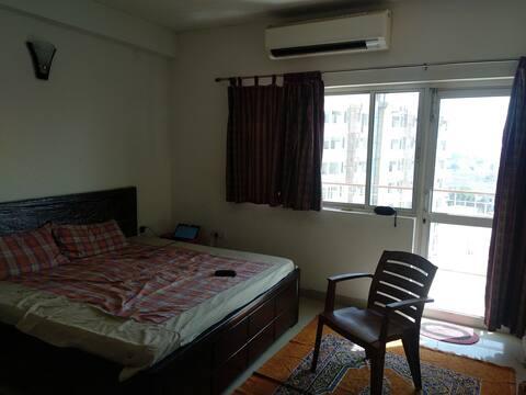 2 Private Bedrooms in Gurugram, Delhi NCR