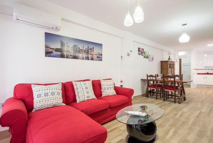 Apartamento Malaga centro histórico Xi