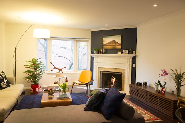 Toronto townhome in vibrant Downtown core