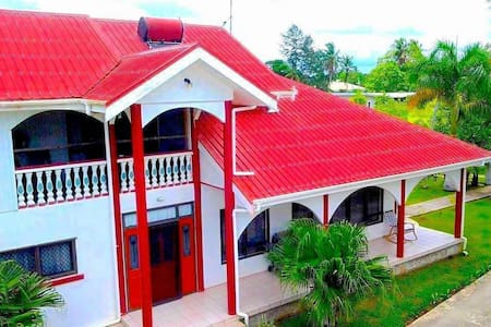 Tonga Holiday Villa - Your Home away from Home