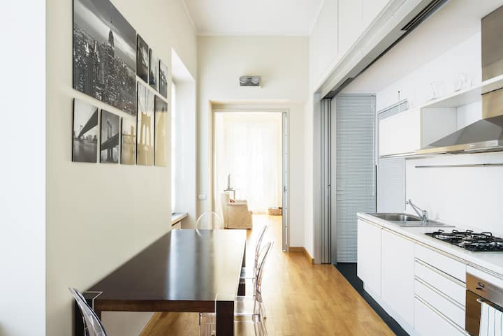 Central exclusive design apartment