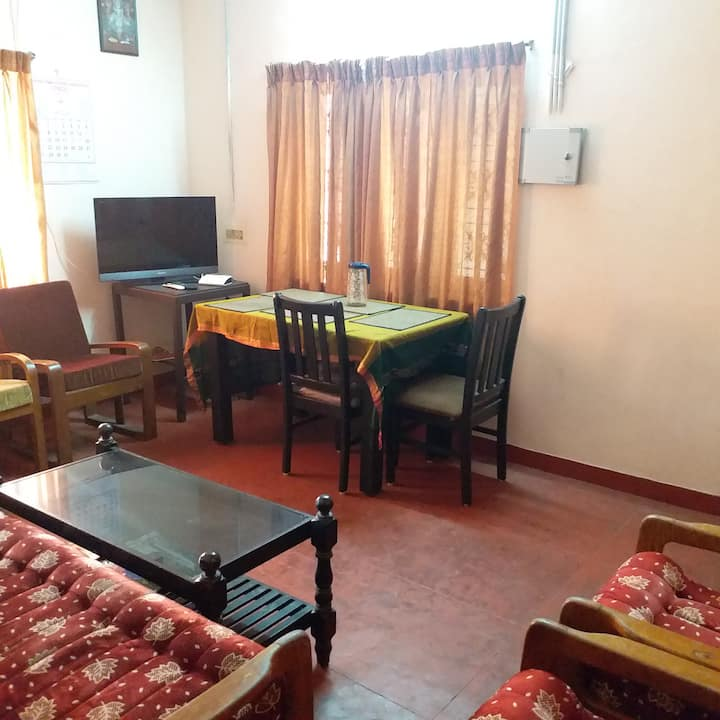 2 Bed room fully furnished guest house