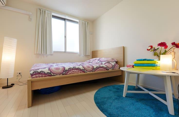 UENO Area-Local Neighborhood! Convenient Access #5 - Adachi-ku - Apartment