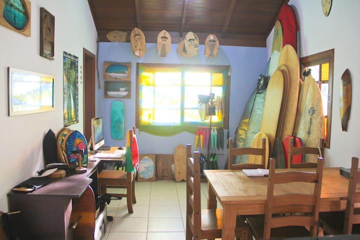 PROA House - Florianópolis - Dormitório