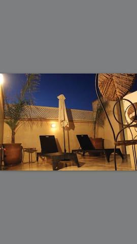 Beau Riad au cœur de Marrakech - Marrakech  - Dům