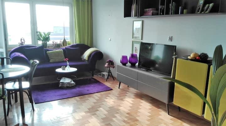 Apartament na COP24 - Nowy Wiek