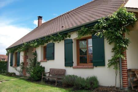 Belle chambre confortable  chez l'habitant - La Ferté-Beauharnais - House