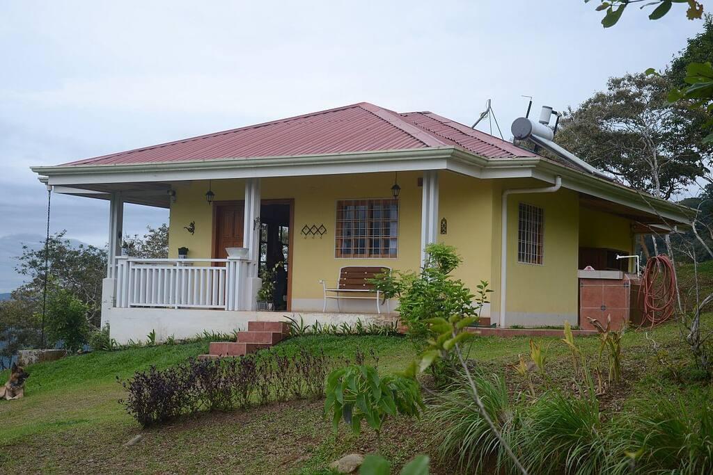 Casa de la Brujita - Entrance