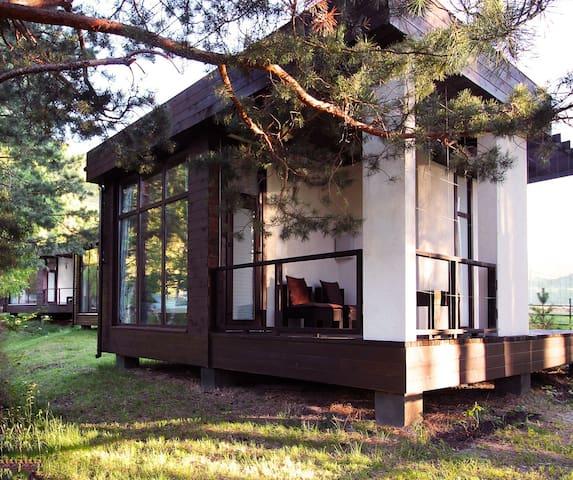 Гостевой дом в Горах Алтая «Айтау спортинг-отель»