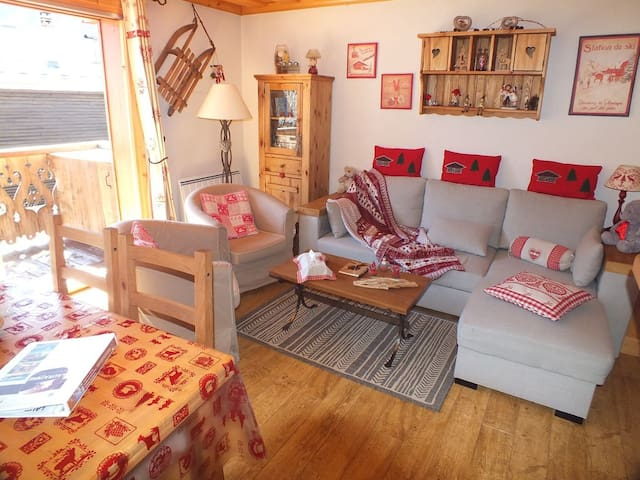 Apartment in a comfortable chalet