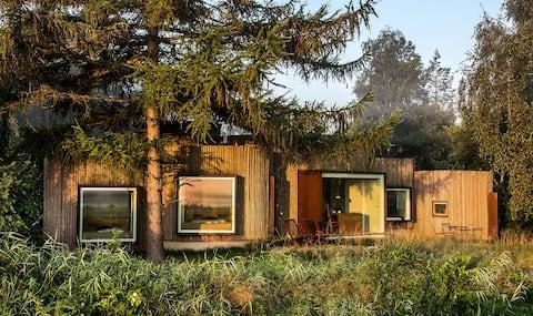 modern fairytale holiday home