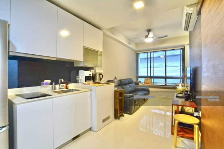 1 Bedroom Loft Heritage Area Full Condo Facilities