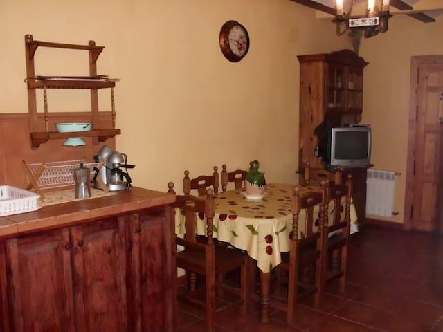 Casas Rurales Tia Rulla - Pina de Montalgrao - Dom