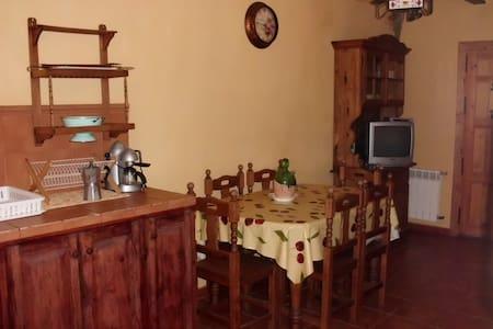 Casas Rurales Tia Rulla - Pina de Montalgrao - House