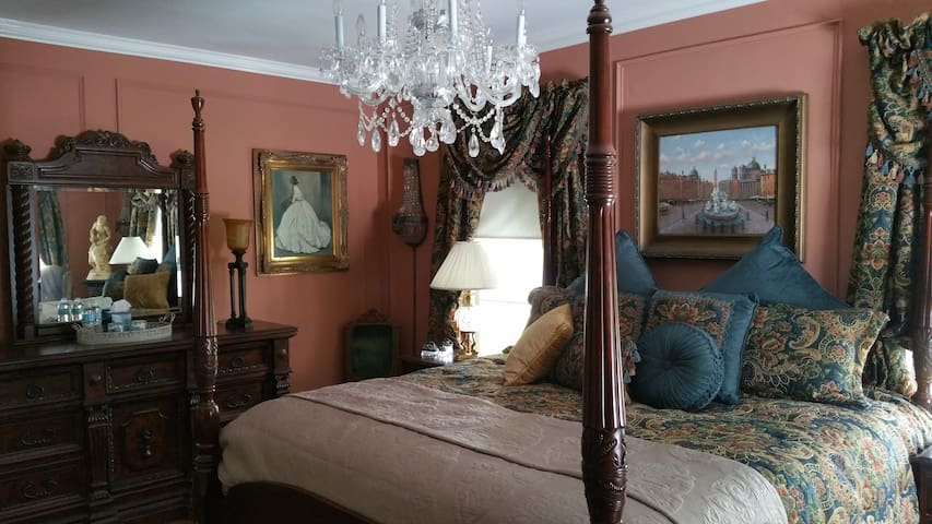 Giampaoli Bedroom - Gastonia - Bed & Breakfast