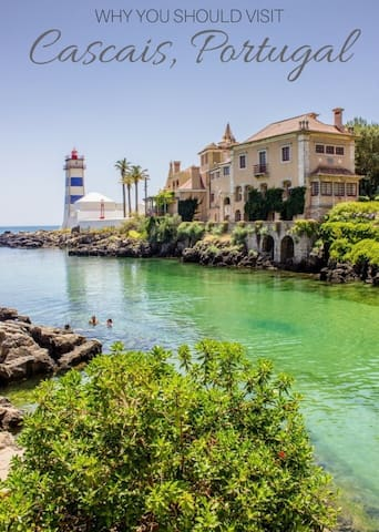 Cascais Top Holiday Lettings Cascais Holiday Rentals - Qashqai portugal map