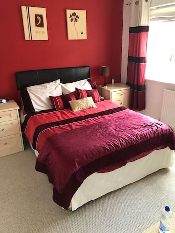 Luxury double room with en suite