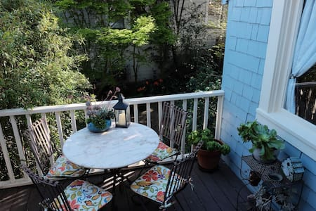 Large bright room in Noe Valley home - San Francisco - House