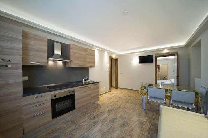 Residence TABOR: Bilocale 5 posti letto