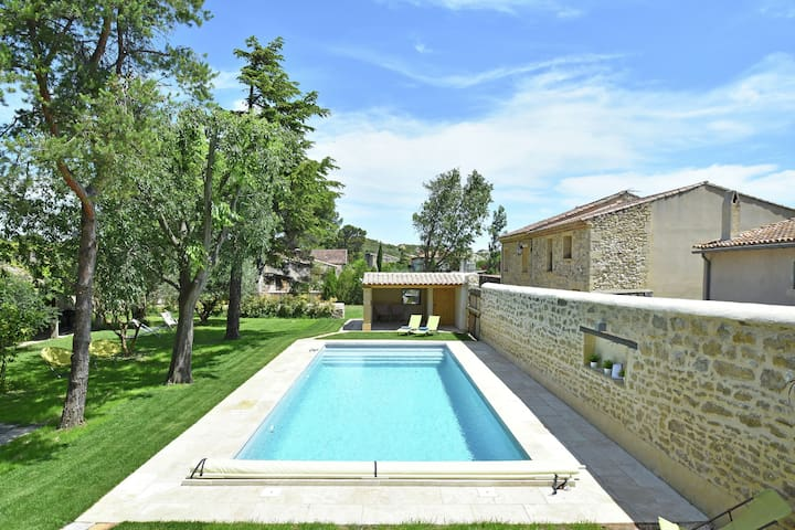Cozy Villa in Fournès with Swimming Pool