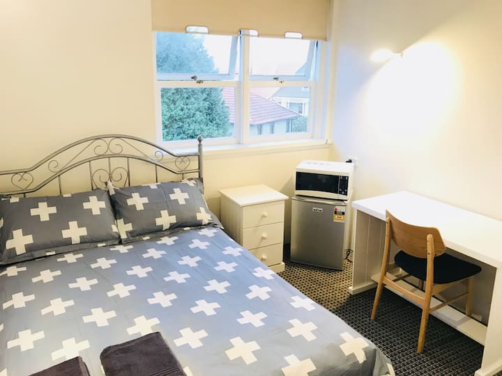 Double Room (Shared Bathroom) with Kitchenette