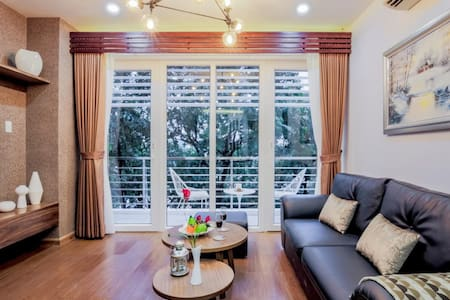 Luxury Serviced Apt,  2BR in city central- R 72A. - Ho Chi Minh - Apartament
