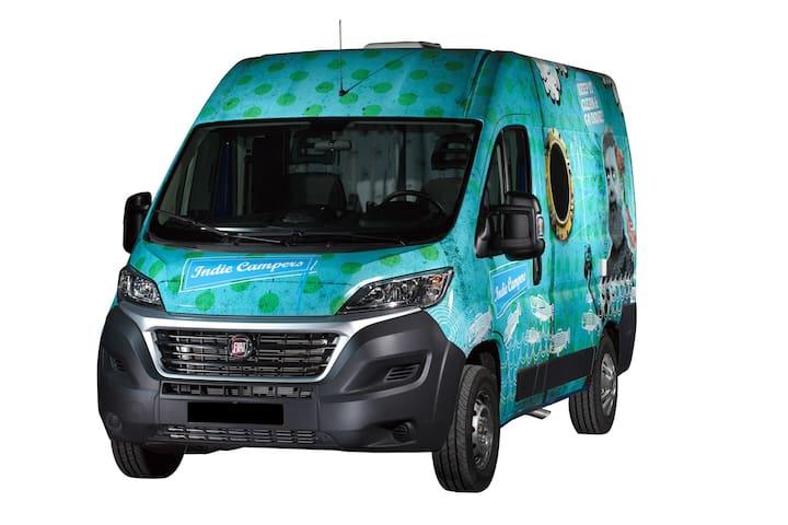 Sporty Campervan - Girona - Vilobí d'Onyar - キャンピングカー/RV車