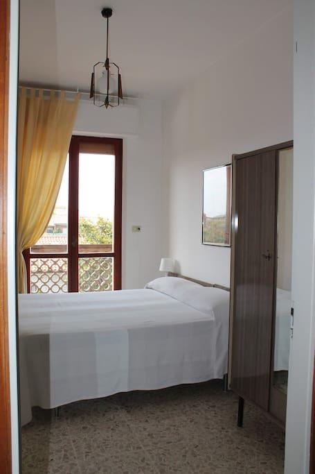 Camera piccola 2 posti letto