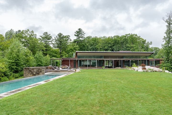Magical Country Retreat in the Berkshires