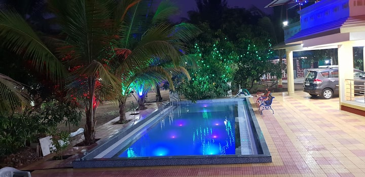 Parijat Resort- Konkan Beach Serenity
