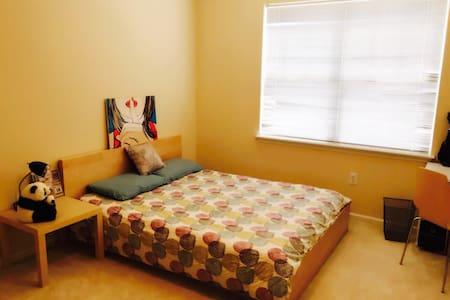 Master bedroom with bathroom - Fairfax