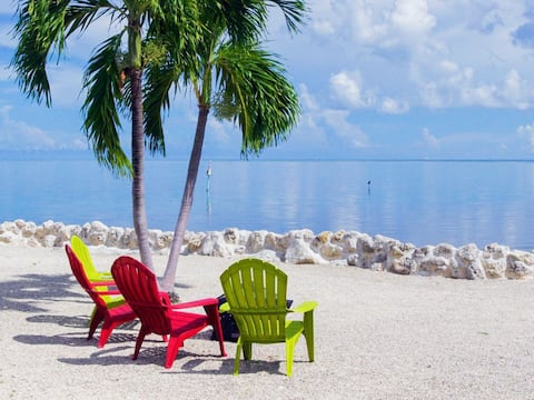 Oasis in the Keys! 3 BR 2.5 BA Direct Ocean Front!