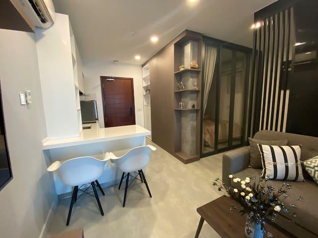 Luxury Comfort Condo Near Aeon Mall 1 Phnom Penh