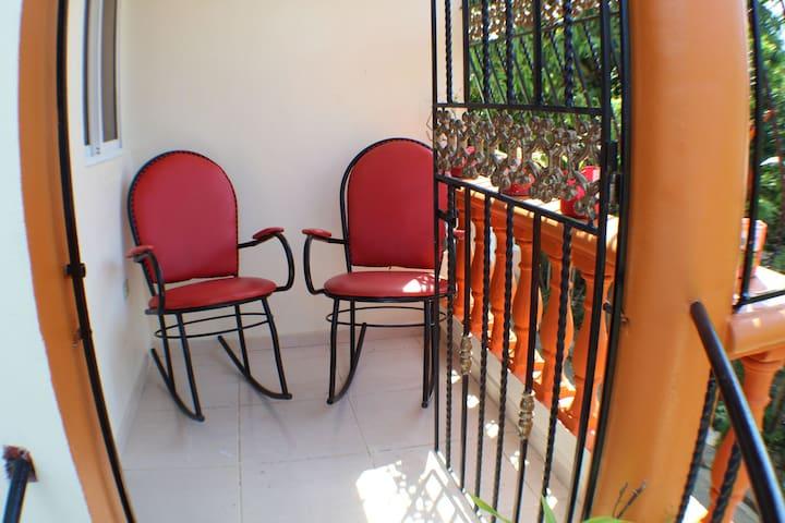 Apartmento Klein aber fein:-)