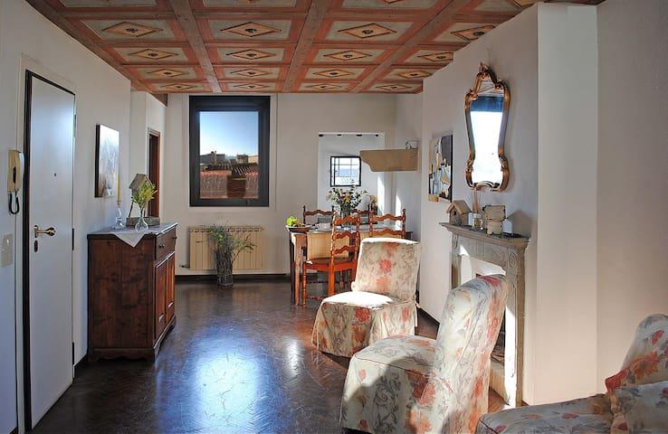 Orsanmichele panoramico centrale - Florens - Lägenhet