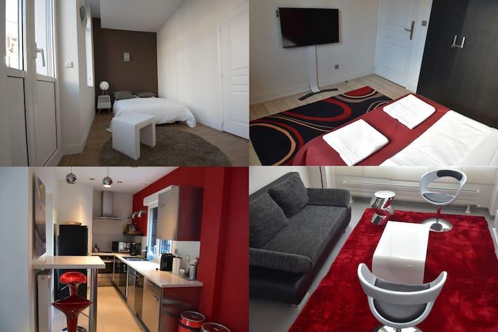 Design & lifestyle SymbioHome : 4 chambres, 3 Sdb