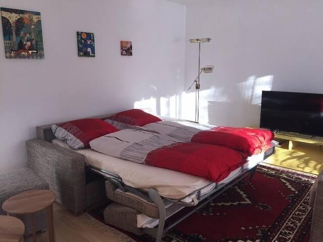 Apartment Haus Rundigna- Canetel