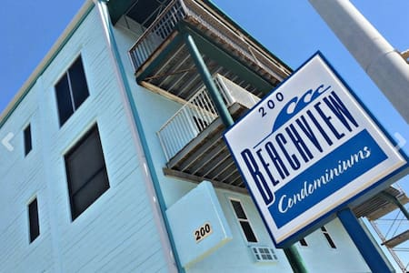 *** Beachview Condo with Queen Bed *** - Gulf Shores - Lakás