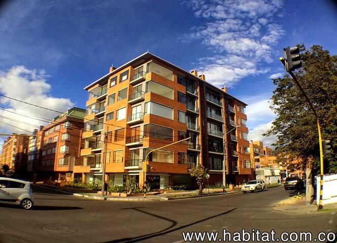 Un lugar para vivir y disfrutar - BOGOTÁ  - Appartement