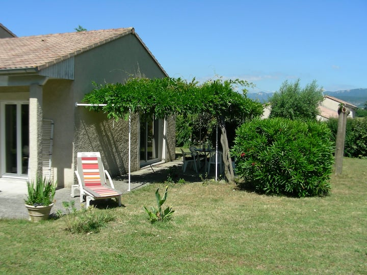 CHARMING HOUSE 8 PERSONS CLOSE TO VALENCE