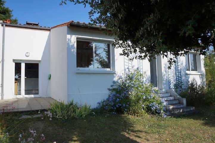 Villa calme à 400m de la plage - Vaux-sur-Mer - Villa