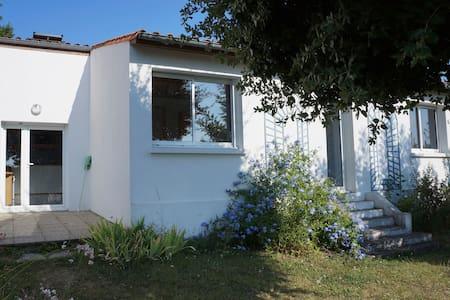 Villa calme à 400m de la plage - Vaux-sur-Mer