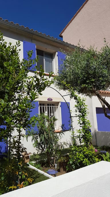 Maison de ville avec jardin maisons louer al s - Location maison ales ...
