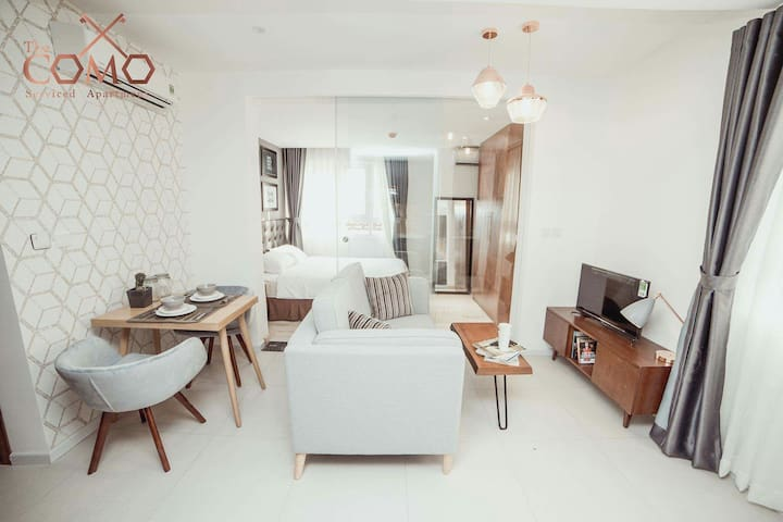 Luxurious 1 bdr serviced apartments - Ho Chi Minh